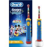 Oral-B Elektrische Tandenborstel Stages Kids Mickey Mouse