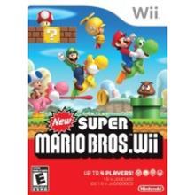 Jeux Nintendo - New Super Mario Bros., Wii