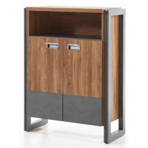 Home Affaire Kast Detroit 75 Cm Breed In Trendy I