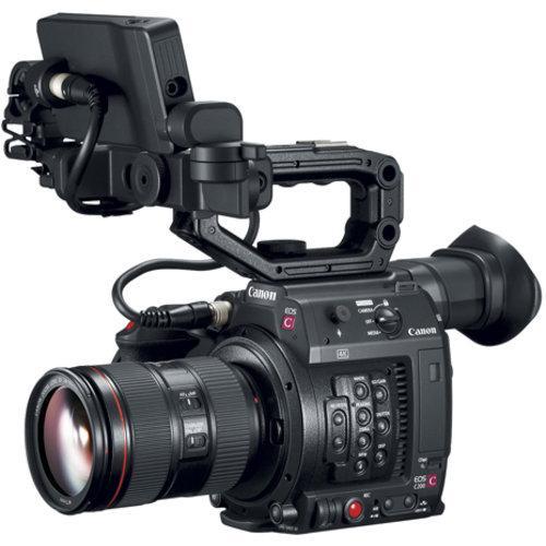 Canon Cinema EOS C200 9,84 MP CMOS Handcamcorder Zwart 4K Ultra HD