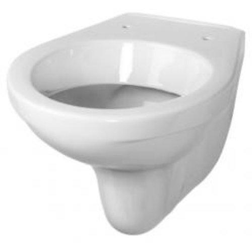 Terrific Sphinx Toiletpot Hangend Sphinx 52X36X35Cm Wandcloset Keramiek Diepspoel Glans Wit Pabps2019 Chair Design Images Pabps2019Com