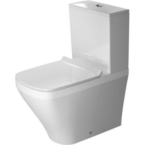 Wc Bril Praxis.Duravit 2155090000 Toilet