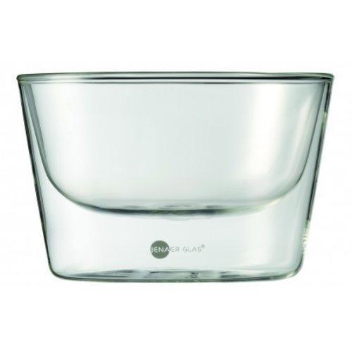 Trifle Schaal Op Voet.Jenaer Glas Hot N Cool Schaal 0 49 L Set 2 Stuks