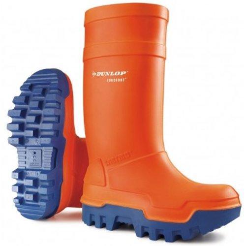 S5 Heren Dunlop Oranje C662343 Werklaarzen Thermo xotrhdsQCB