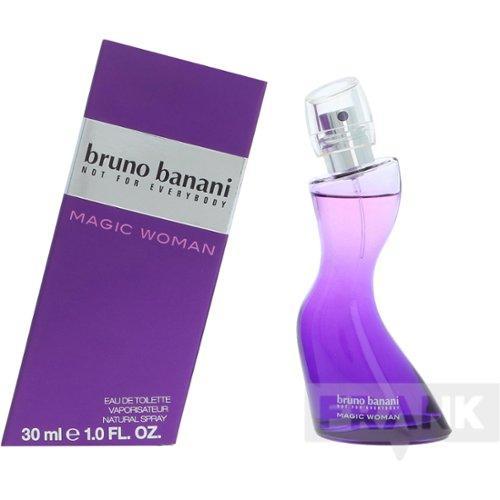 Bruno Banani Magic for Women Parfum 30 ml Eau de Toilette