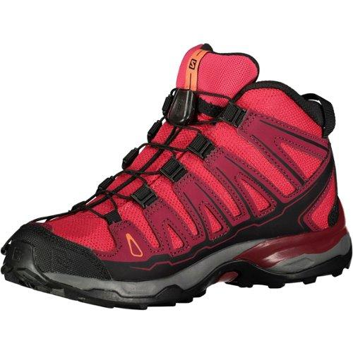 Salomon Wandelschoen Salomon X Ultra Mid GTX Junior Virtual Pink Schoenmaat 31