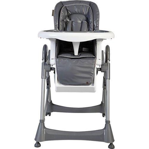 Tiamo Meegroeistoel Taupe.Tiamo Kinderstoel Wit Baby Producten