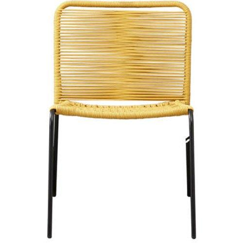 Astonishing Whkmps Own Brooklyn Whkmps Own Loungestoel Brooklyn Okergeel Zwart Uwap Interior Chair Design Uwaporg