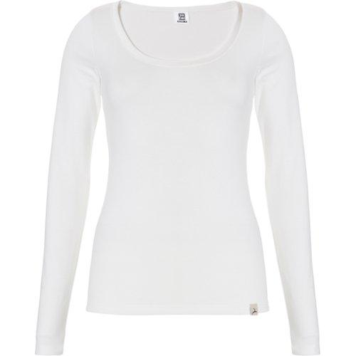 Ten Cate Dames Thermo shirt wit maat M