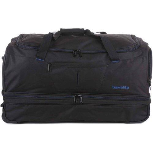 5b9dee63a3 Travelite Basics 2Wh duffle L navy koffer kopen vana...