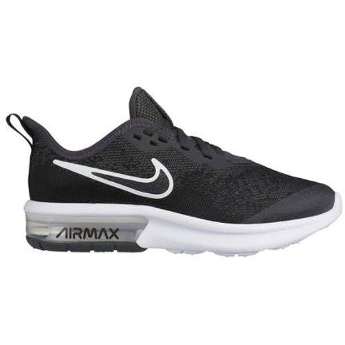 Nike Air Max Sequent 4 Ep sneakers antraciet Antracietzwartwit 36