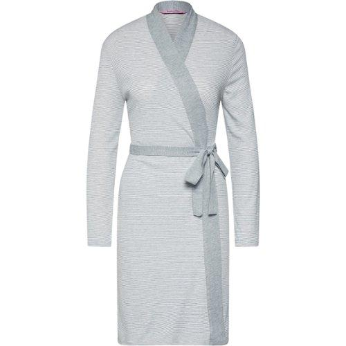 b4a6d427212 Hunkemoller Ochtendjas 'Robe Jersey Rib'