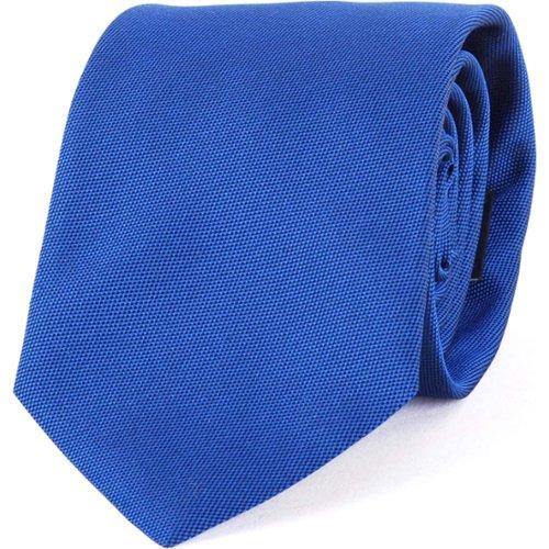 Profuomo Stropdas Royal Blue 01C