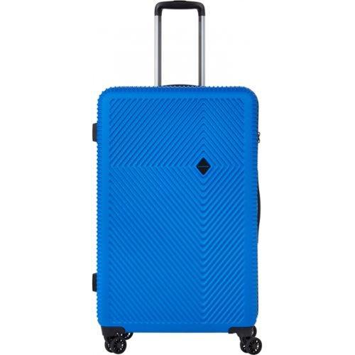 Carryon Connect Reiskoffer Grote trolley 77cm OKOBAN en Orginaser Blue