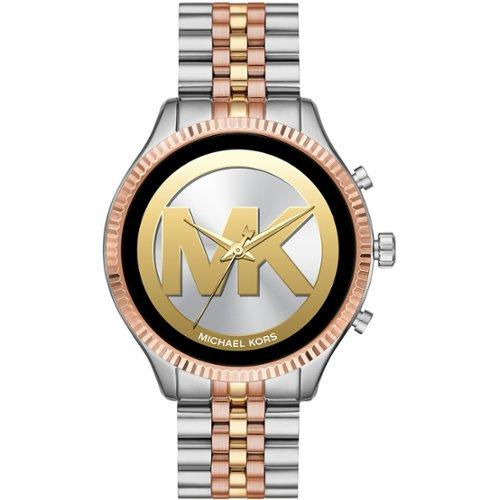 Michael Kors Access Lexington Gen 5 MKT5080 ZilverRosé goud