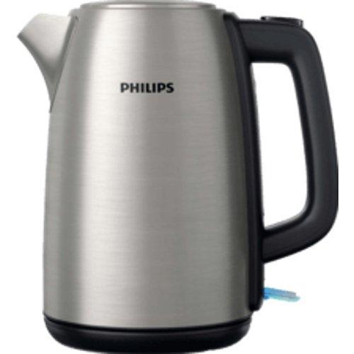 Zwarte Aanslag Waterkoker.Philips Daily Collection Waterkoker Hd9351 90