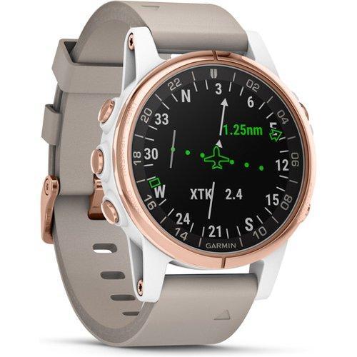 Garmin 010 01987 31 D2 Delta S GPS Pilot Smartwatch