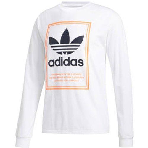 Adidas Shirt 'tongue label'